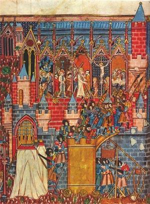 Die Kreuzzüge führten nicht alle nach Jerusalem.
